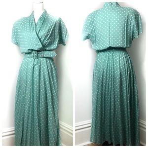 Vintage Dress sz 10